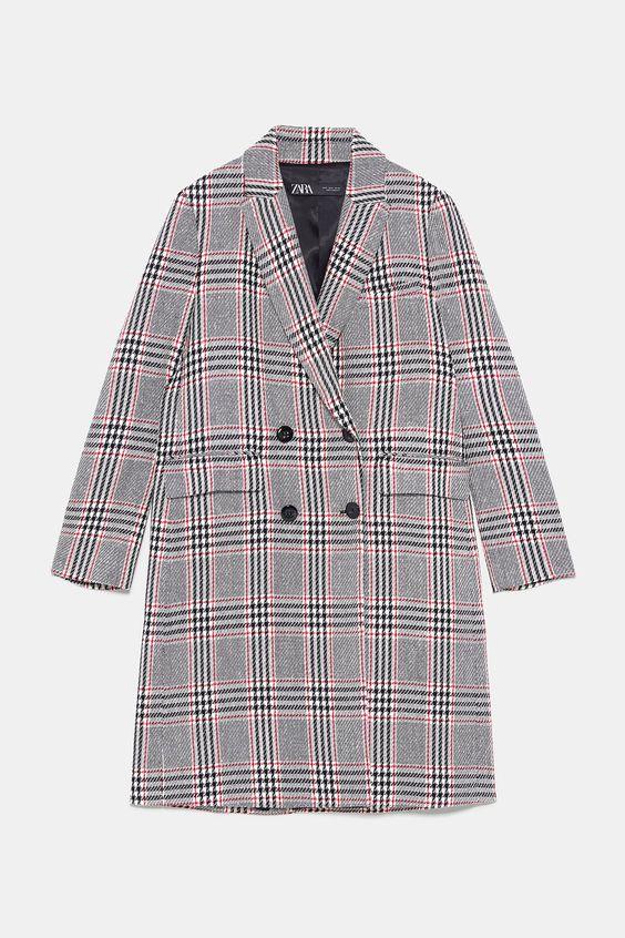 Editors Picks-Seventh and Oak - Zara Double breasted coat.jpg