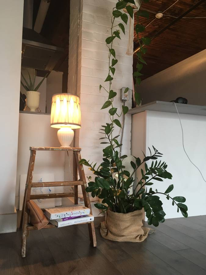 Seventh and Oak - Craigslist Finds - Vintage Step Ladder.jpg