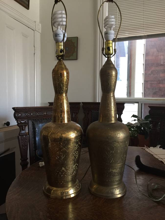 Seventh and Oak - Craigslist Finds -Brass Lamps.jpg