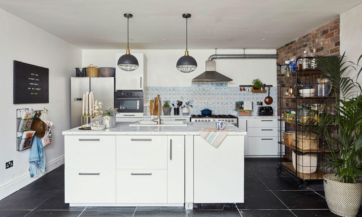 Rental kitchen Inspiration - Seventh and Oak