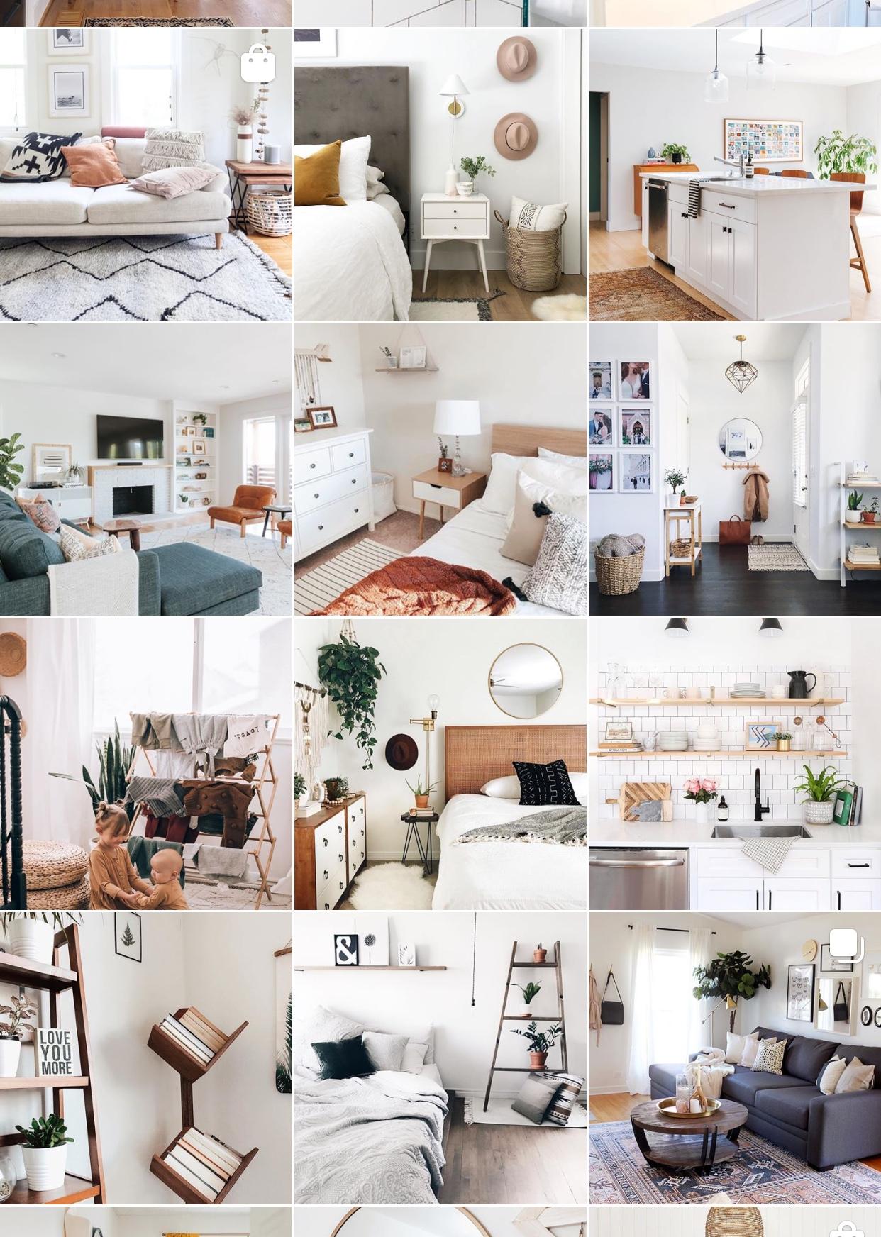 - Swoon Worthy Spaces on Instagram - June ROUNDUP