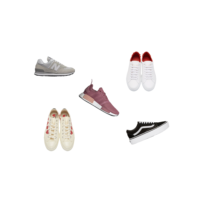 Casual Friday Sneakers - Editor's Picks