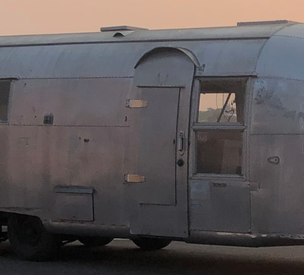 Build Story — Wally the Airstream