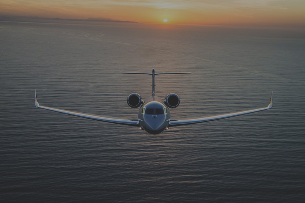 Private Aviation - We can arrange your private jet charters around the US and worldwide at a moment's notice. All you need to do is climb aboard and relax.