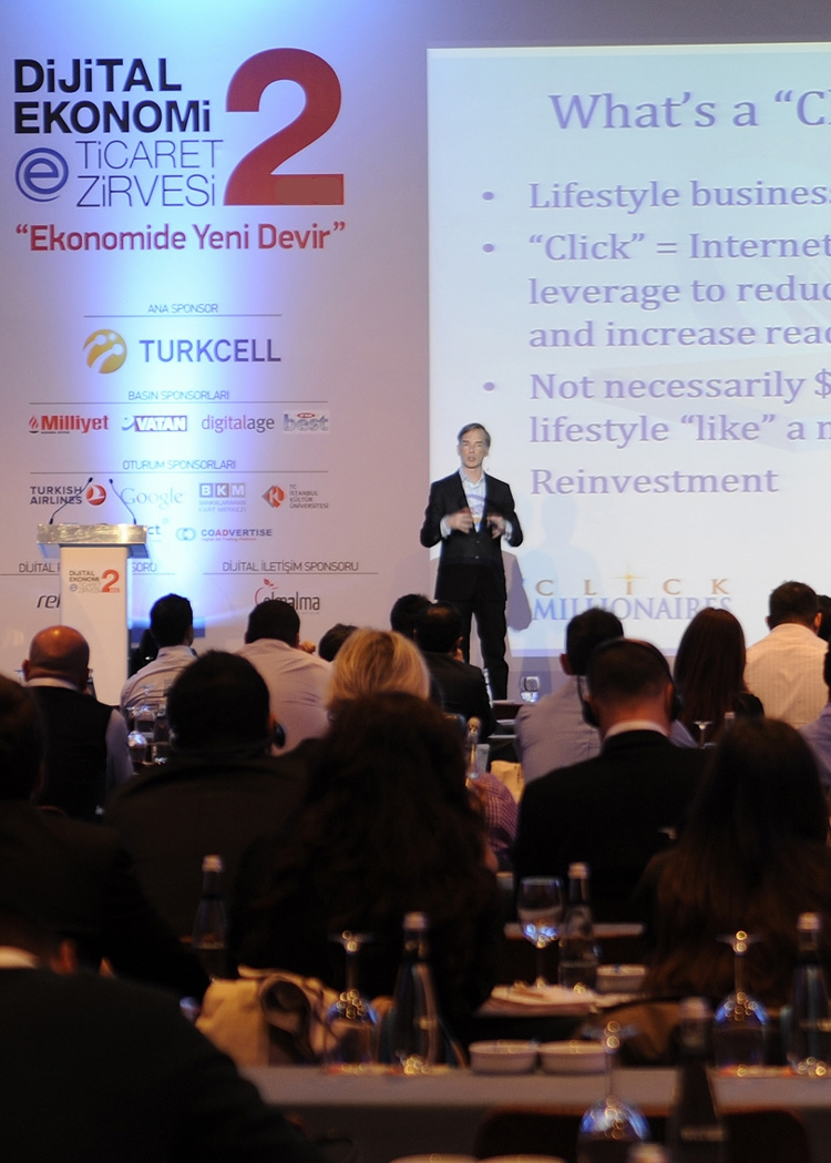 Scott Fox Conference Speaker Keynote Istanbul
