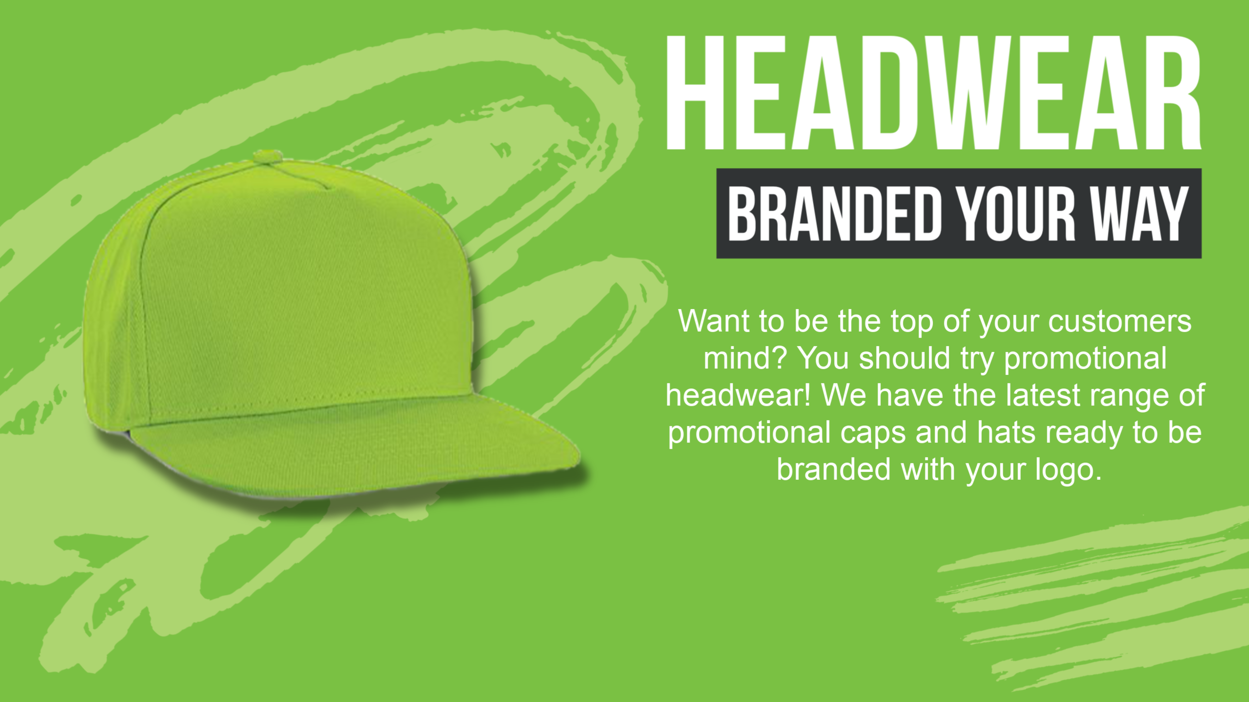 Promotional Headwear and Embroidered Caps: Promoloco Australia
