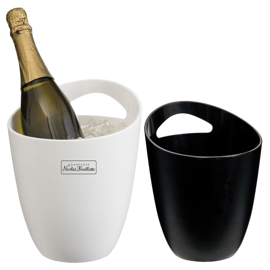 Promotional Ice Buckets  Minimum order 25 units.  Contact for quote