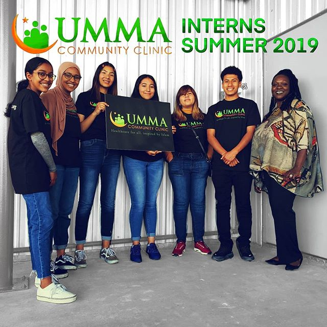 Please welcome our UMMA Clinic Interns for Summer 2019. We are so incredibly excited to have them on board for the season. They will be working closely with Constance our Intern and Volunteers coordinator.