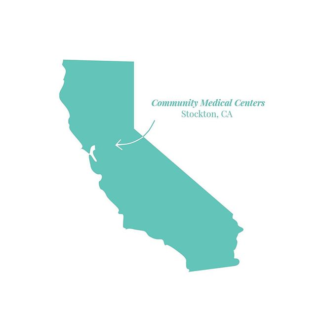 Founded in Stockton, CA @communitymedcenters has a total of 21 centers! They're dominating central California!