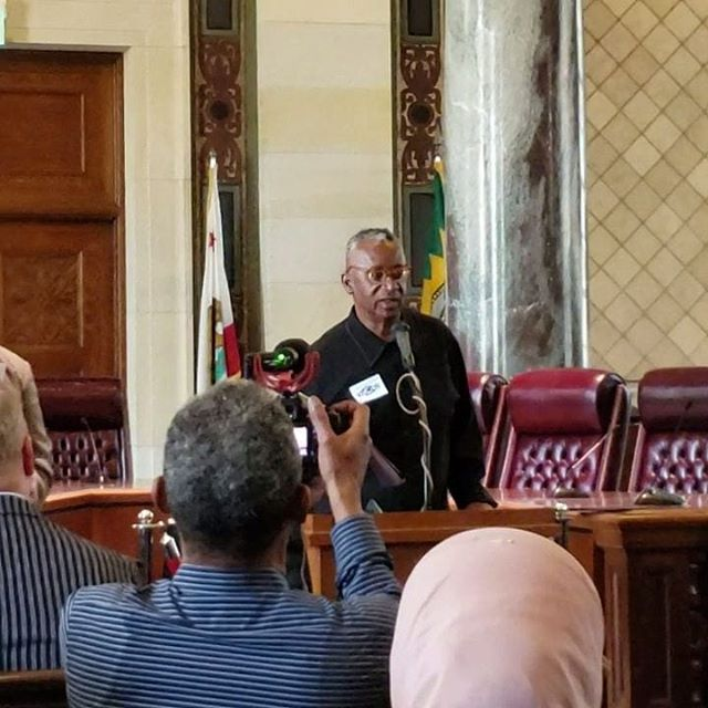 Today the LA City Council honored one of the giants of Southern California, Imam Saadiq Saafir. UMMA clinic is proud to stand alongside ILM foundation as a community partner working to eradicate poverty and prevent homelessness. Umar Hakim and Dr. Heather Laird were also presented awards at the Muslim Heritage Month closing ceremonies.