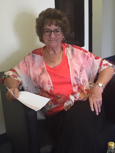 Maureen bryceoffice support -