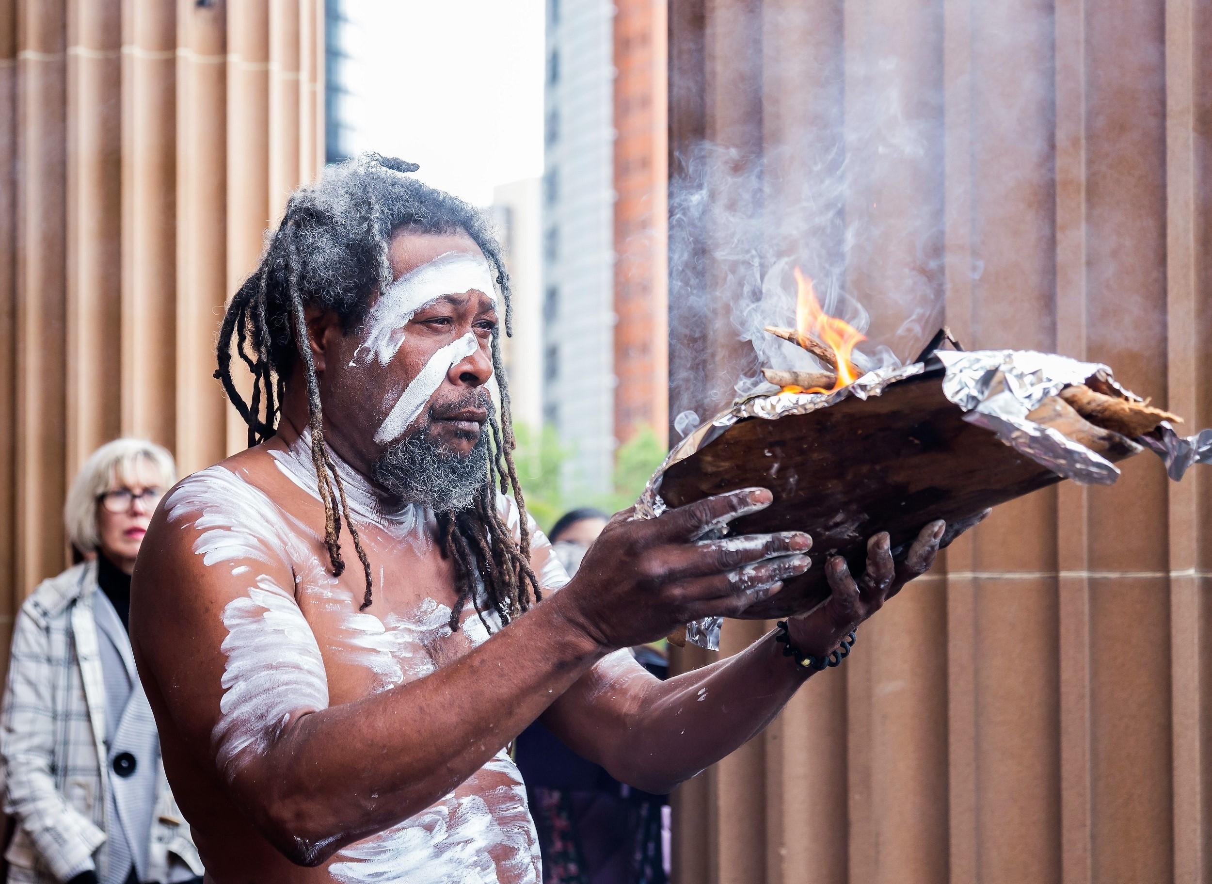 Australian aborigine