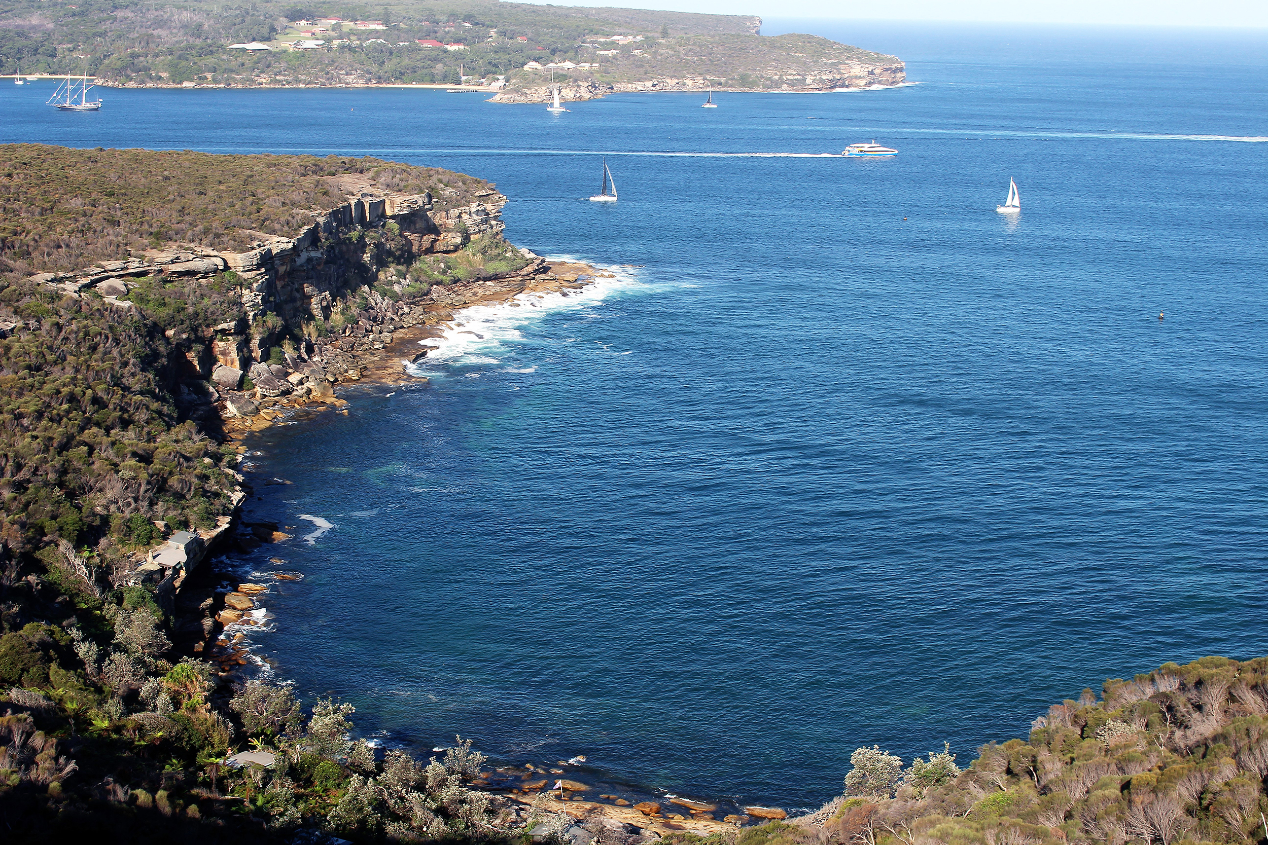 Sydney Harbour Heads Sydney Nimble Tours.jpg