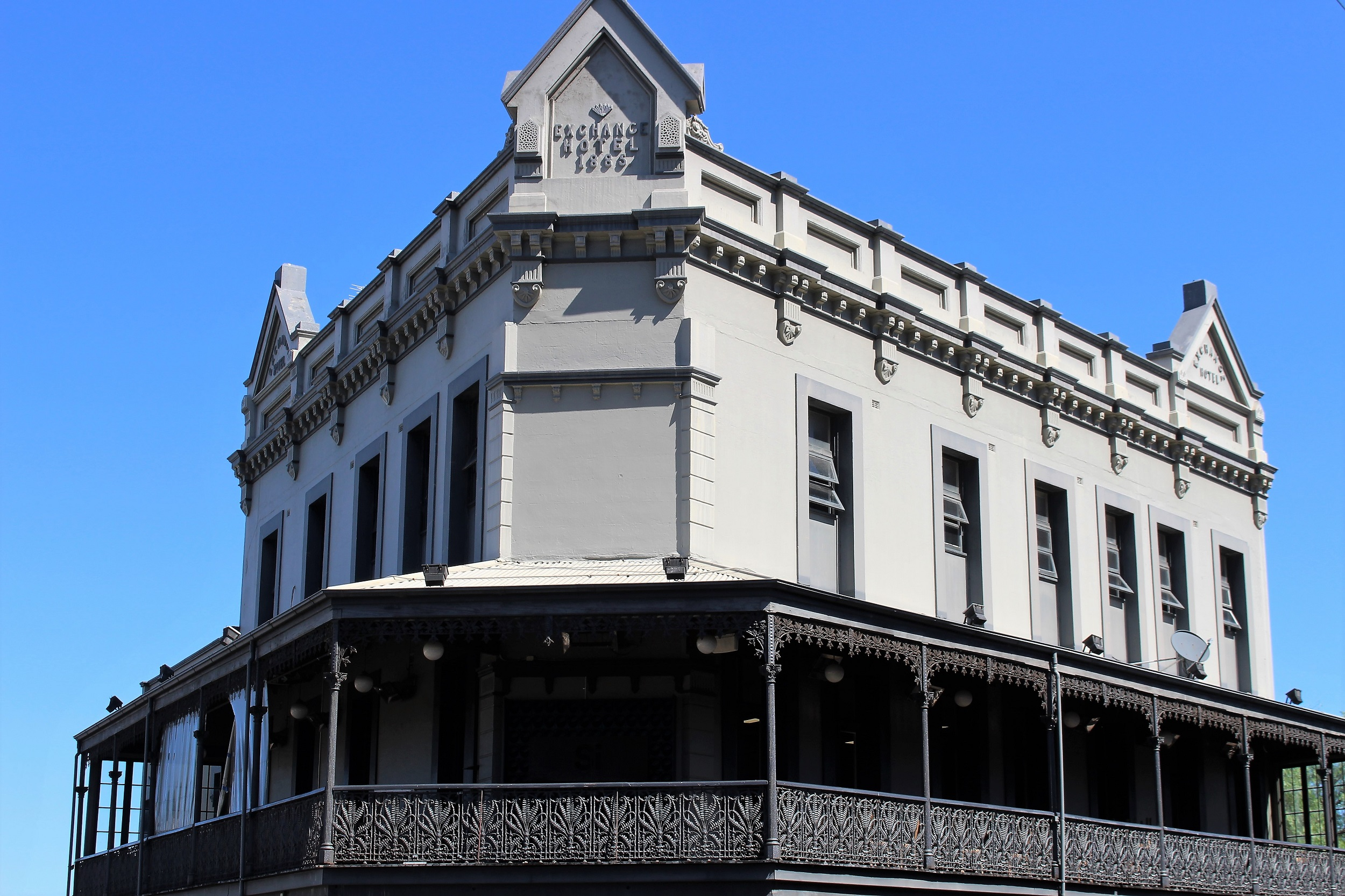 The Exchange Hotel is part of the fabric of Balmain.