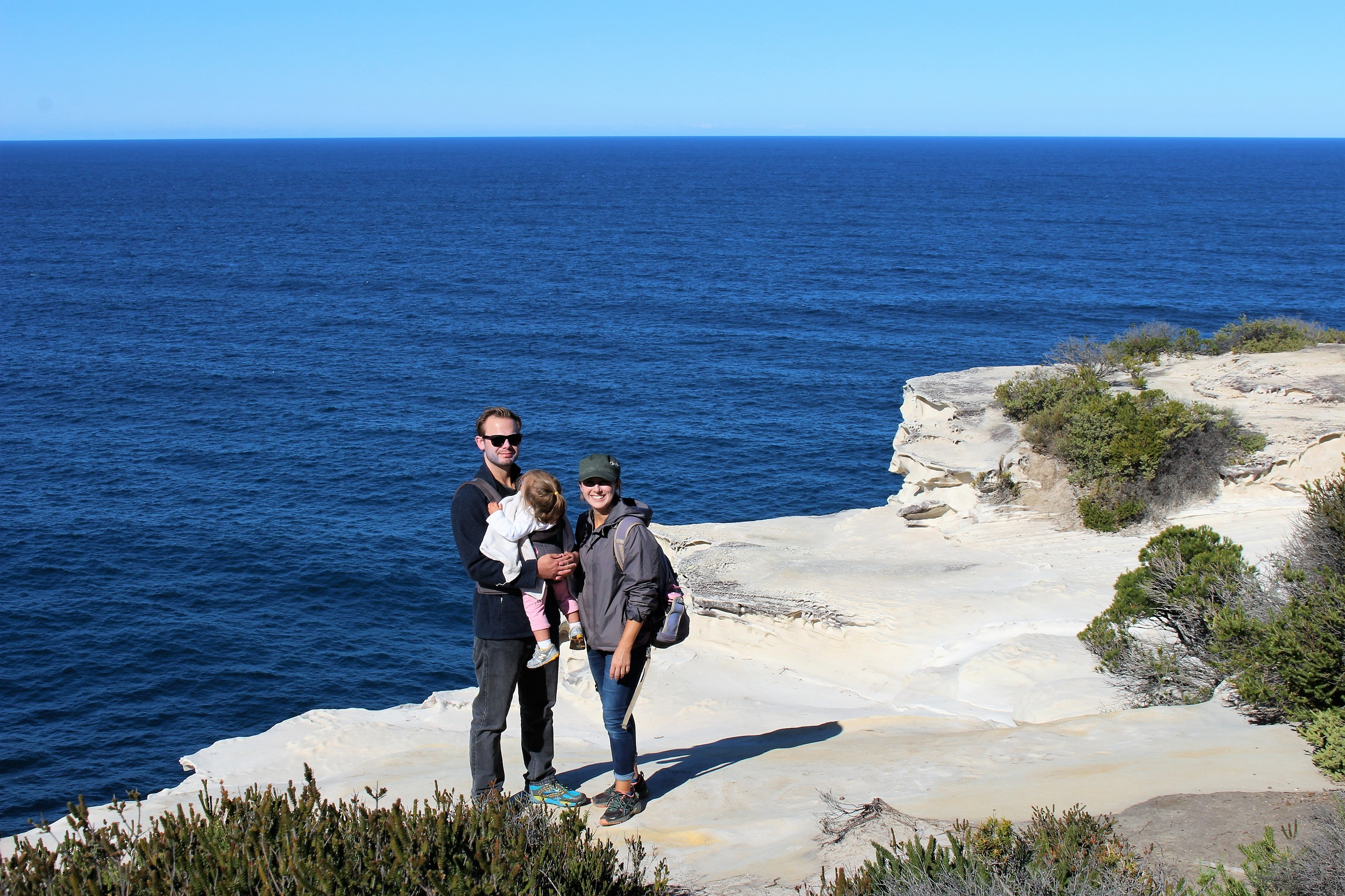 - We truly enjoyed our adventure to The Royal National Park with Greg. He was very flexible with our itinerary, as we were traveling with our toddler daughter, and made adjustments for us along the way. The scenic hike with lookouts along the coast was beautiful, and we even saw some whales offshore! Greg showed us a lot of nice viewpoints in the park, and packed a picnic lunch for us which we ate at a small town beach where our daughter could swim. It was very convenient to travel with him as he picked us right up and dropped us off at our hotel, did as little or as much as we wanted, and offered advice on sites to see and places to eat. We couldn't have asked for a better guide and driver for our National Park Adventure. You will enjoy his company, and knowledge about the park, his awesome photography skills, and also get to listen to some nice indigenous music. Have fun!Katie and Don, July 2019