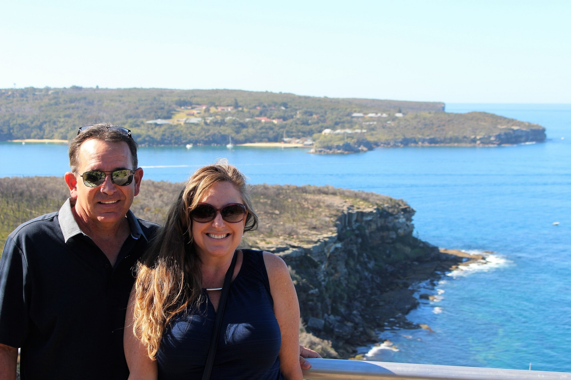 Best off the beaten path tour ever! - My husband and I were in Sydney for our 24th anniversary. We wanted to a tour that took us some of the places that were not so touristy and