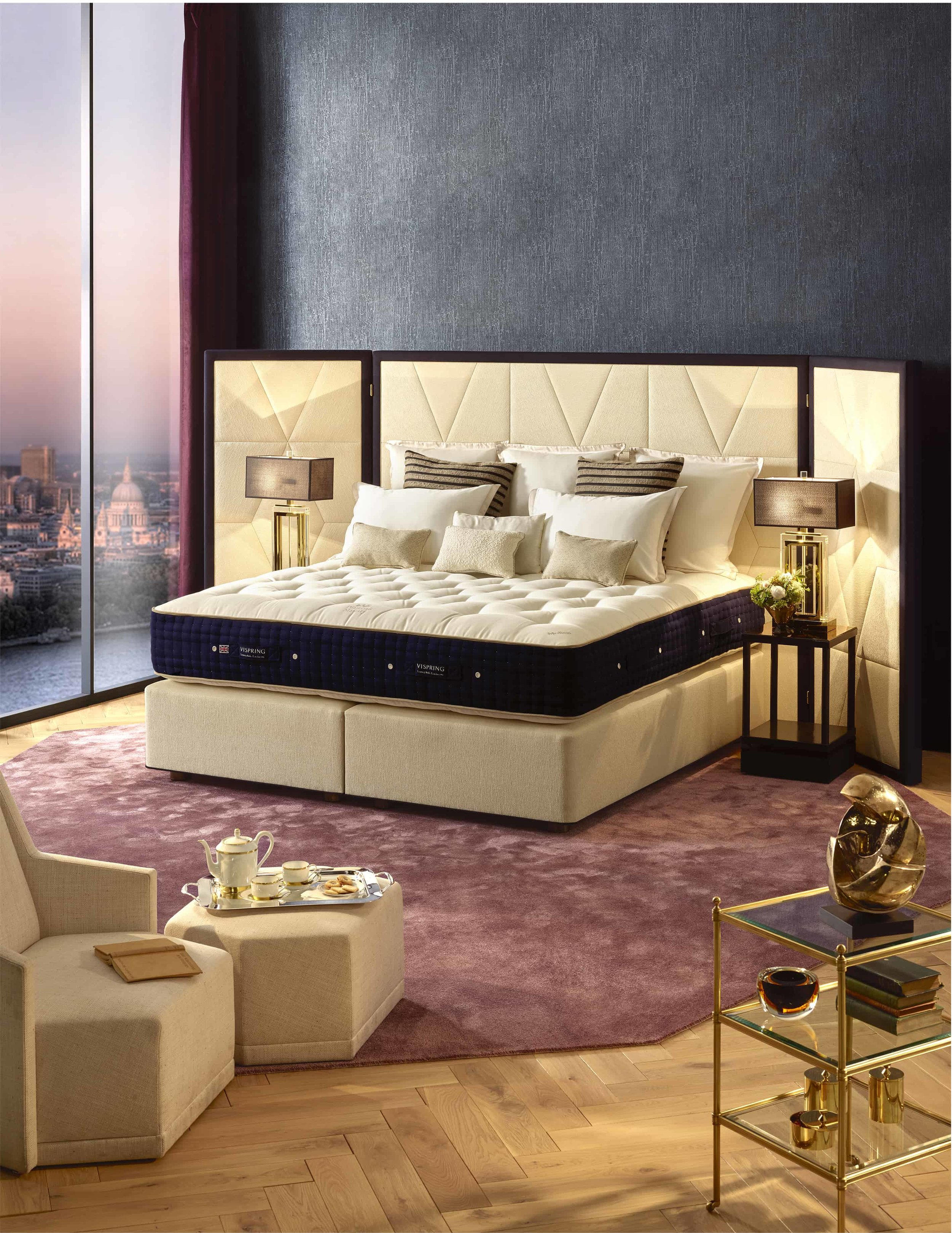 Vispring Diamond Majesty Luxury Mattress