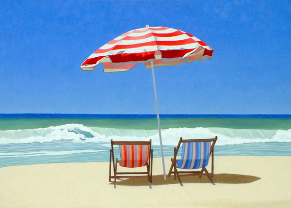 Perfect Summer-Two Deckchairs.jpg