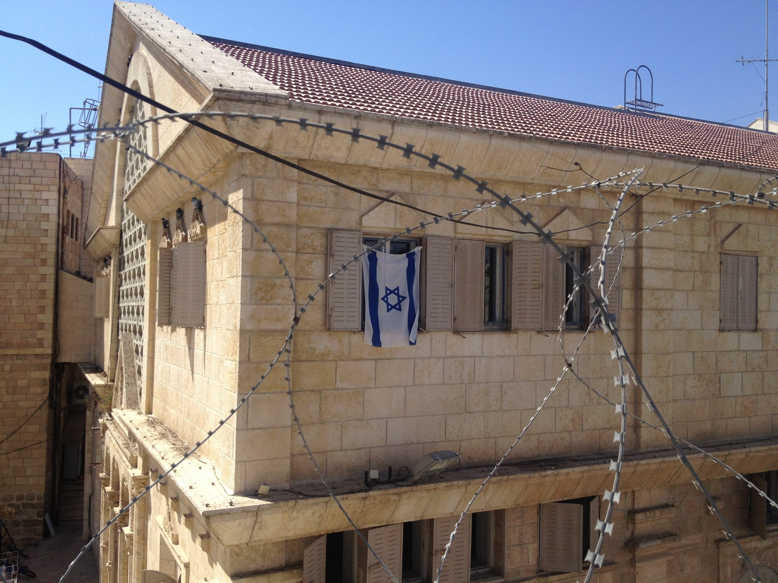 Hebron, West Bank. June, 2011.