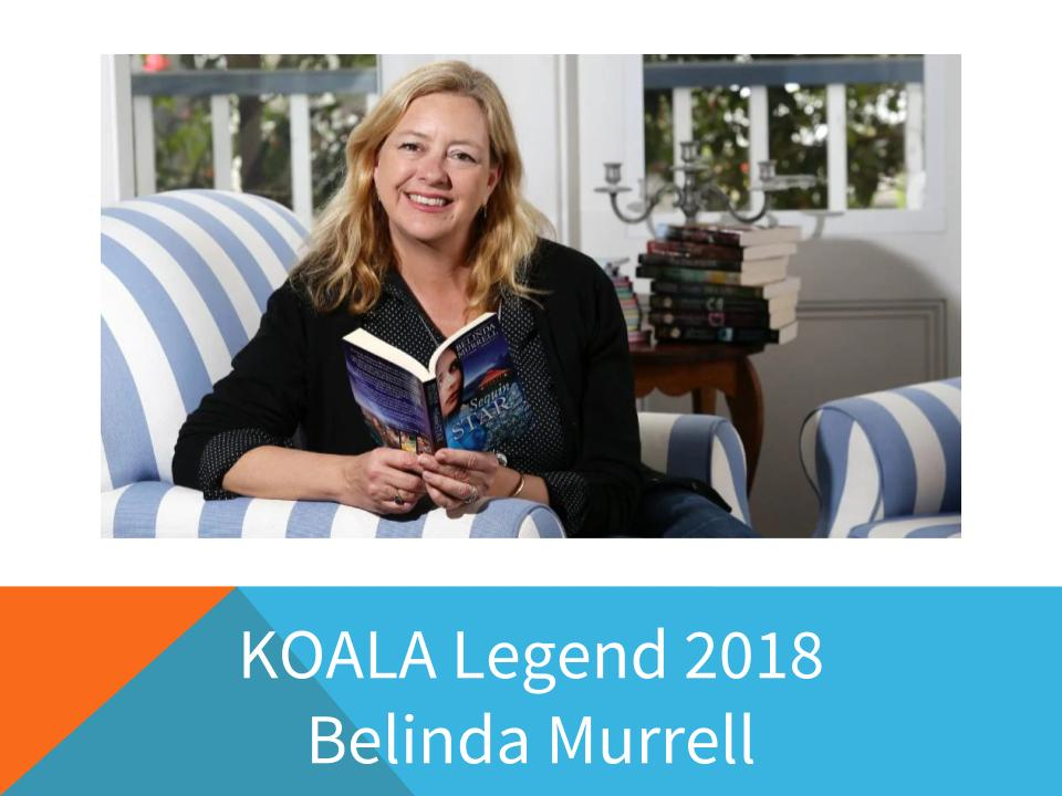 Read the wonderful introductions and announcement of this year's Legend award from Birrong Girls' High School students.