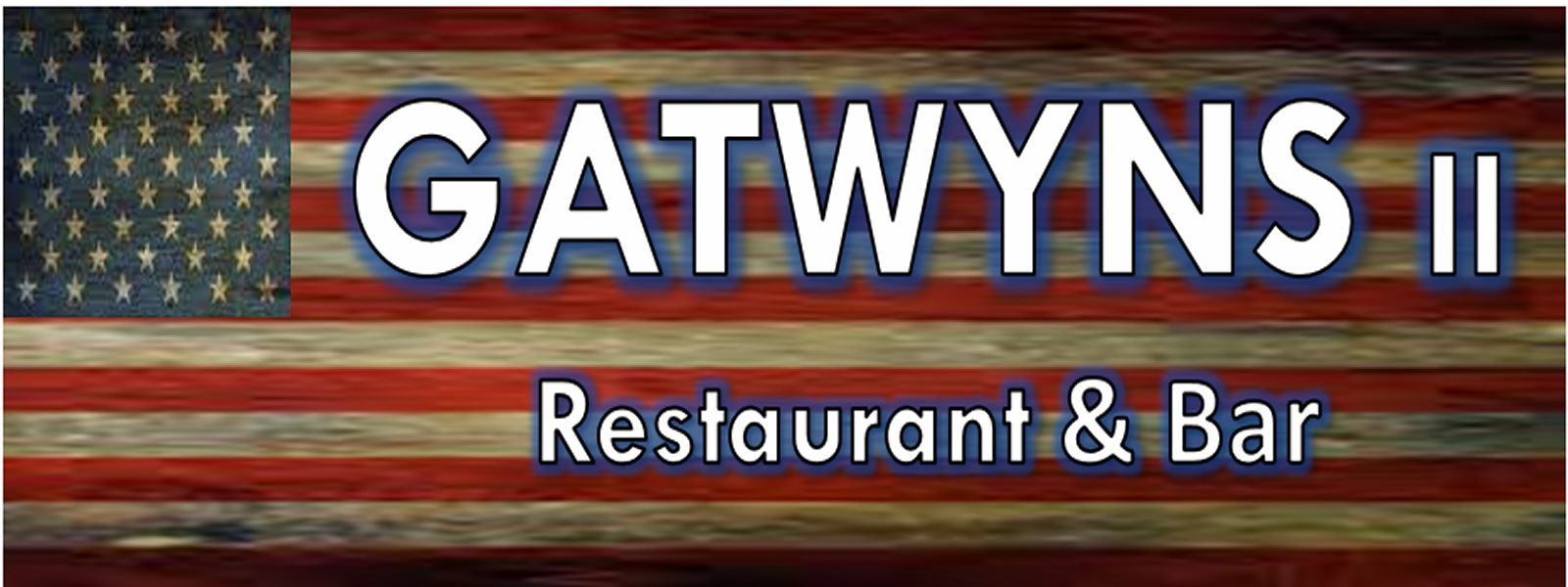 www.gatwyns.com     Morris County's Best for Casual Dining and One of the Best for Steak House, Bar/Nightclub, Sports Bar and Best Burger!!!