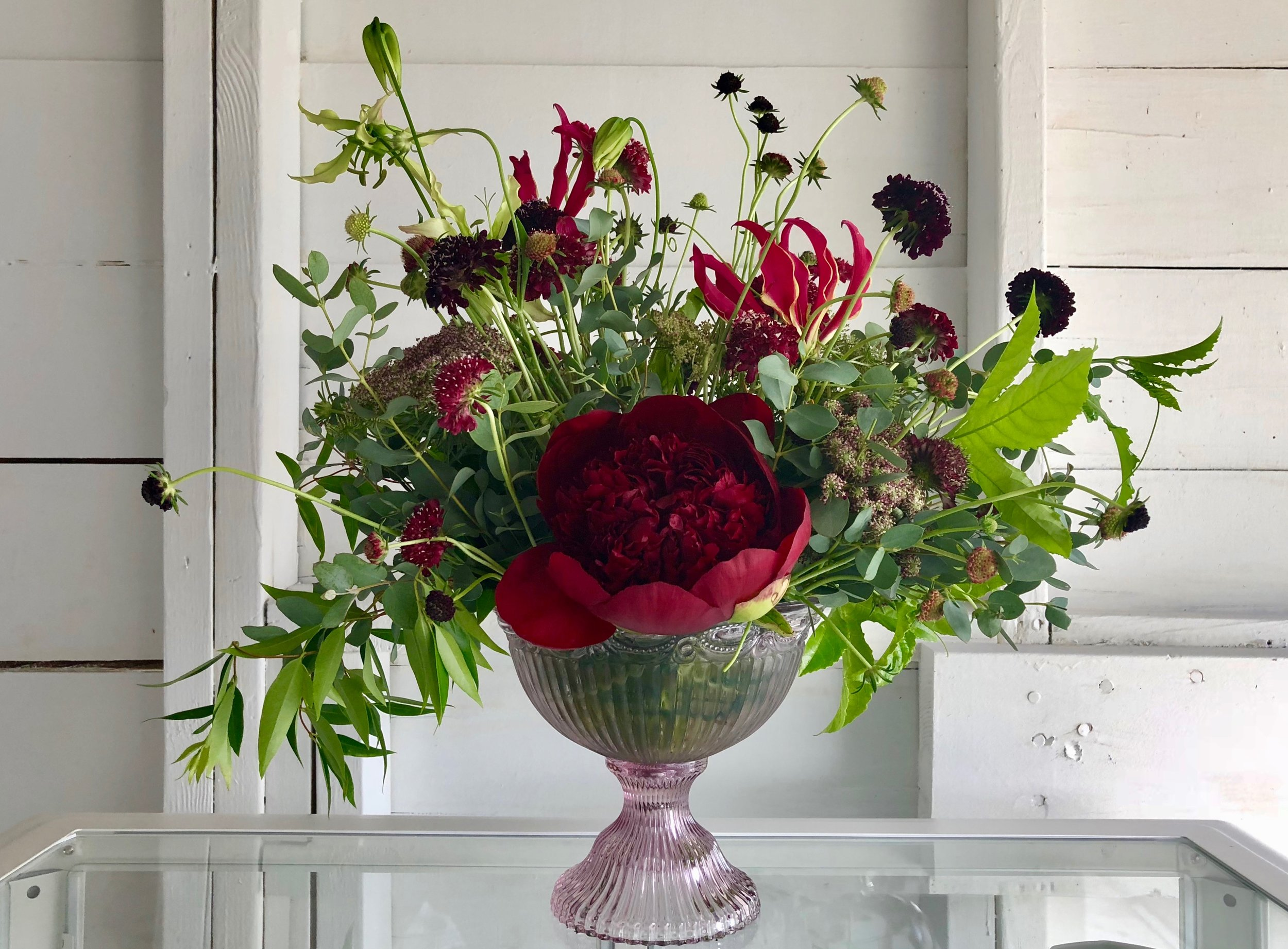The Bouquet Will Tell the Story - monica melsness