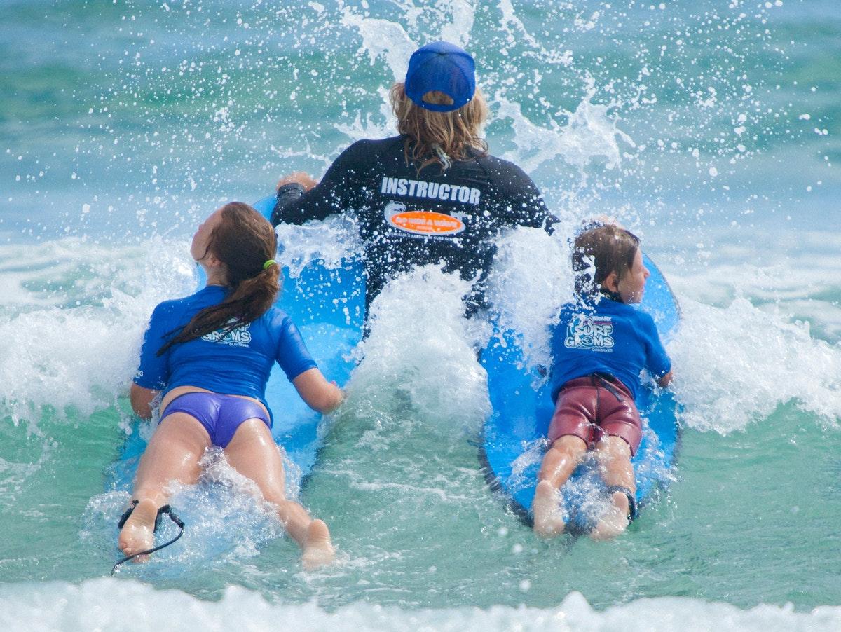 Go Ride A Wave - Torquay Surf School