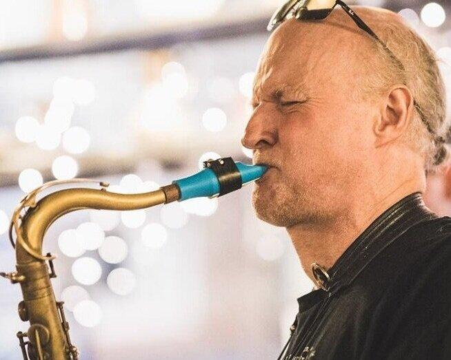 Mornington Lockett will lead the Ronnie Scott's 60th tribute band on Saturday evening