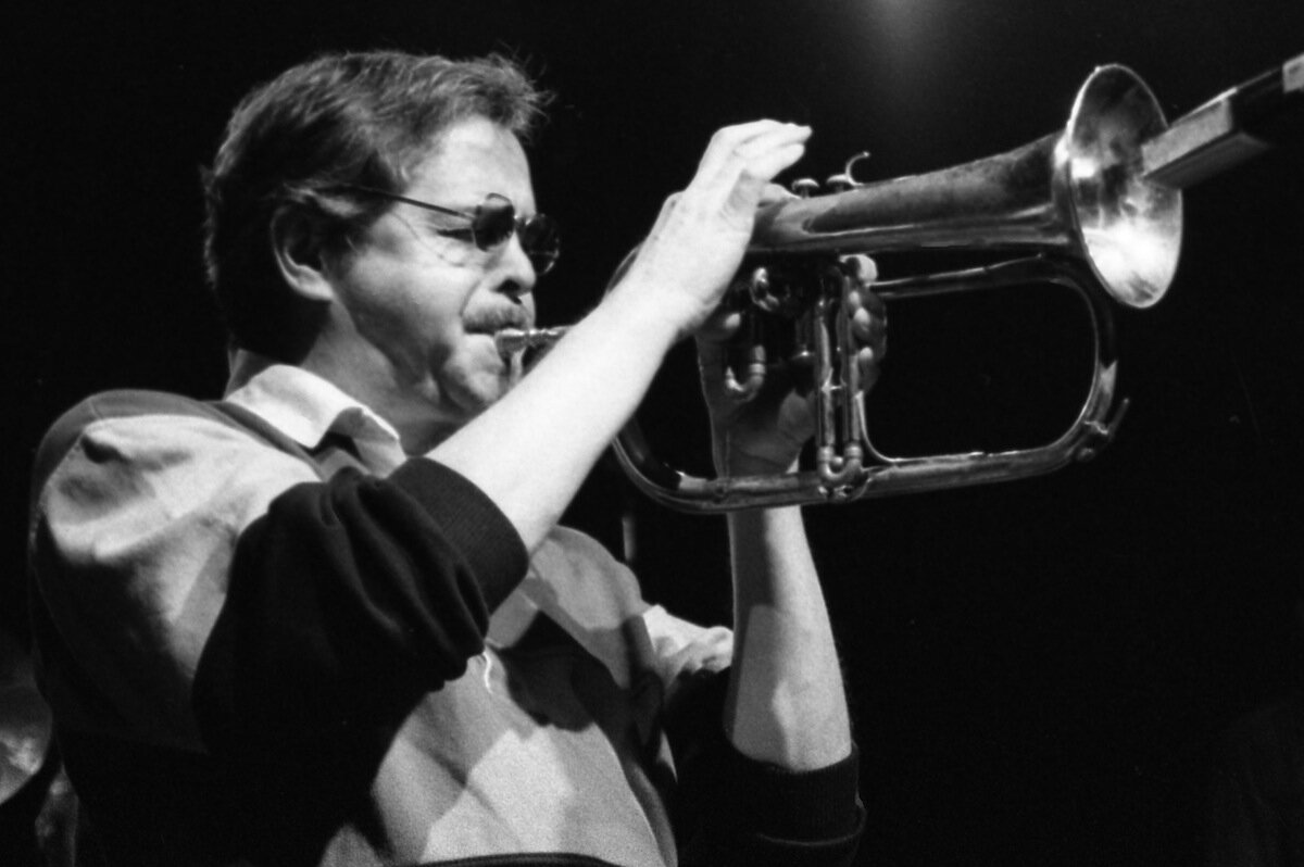 Kenny Wheeler in action