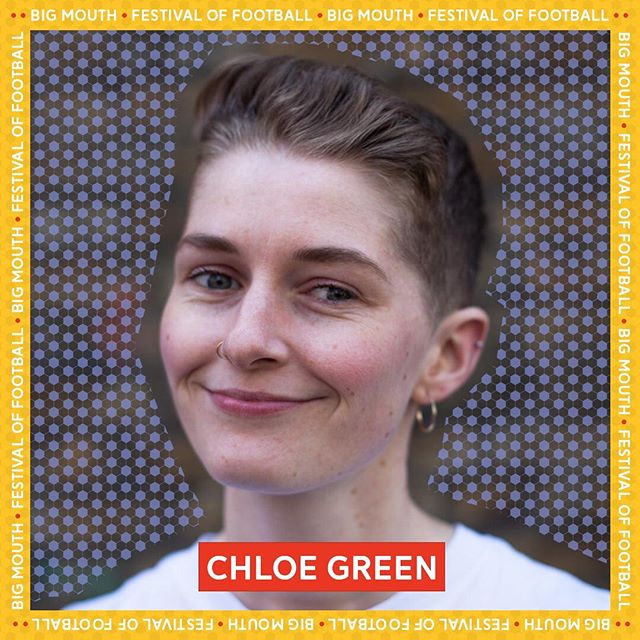 "LIVE ON THURSDAY 20th JUNE 💥💥💥 at Big Mouth x FOF (cc @thefestivaloffootball). Join us and raise some coins for @aktcharity and @footballbeyondborders ⚽️ . . . . • • • • • • • • • • • • • • • • • • • • .  CHLOE GREEN  Chloe Green is a queer comedian who makes jokes about life as a Labour Party staffer and the patriarchy. Sounds like a misnomer? It's Ms. Nomer, thanks very much. .  Chloe is a co-founder of queer comedy collective The LOL Word, which had a sell-out run at the Edinburgh Fringe 2018. She's also a member of the Soho Theatre Young Company, was named one of the top lesbian and bi comedians to watch out for by Pink News in 2018, and was a Semi-Finalist in the BBC New Comedy Award 2018. As seen on Pink News and LADbible, as seen at Latitude, and as heard on BBC Radio 4 Extra. . . . • • • • • • • • • • • • • • • • • • • • . . SABA HUSAIN . . Saba Husain is a writer and comedian (Max Turner Prize finalist 2019, 2Northdown New Act of the Year Semi Finalist) who has performed the Heimlich manoeuvre successfully, twice.  This is what good karma looks like! . ""Strangely endearing"" - Bechdel Theatre ""Very clean and nice"" - Janet, Airbnb . . . • • • • • • • • • • • • • • • • • • • • . LULU POPPLEWELL  FINALIST - Chortle Student Comedy Award FINALIST - Leicester Square Theatre  New Comedian of the Year 'Scorching, Charismatic, Refreshingly Free' - Marbles Magazine **** 'A perpetual target for bullies' - Chortle . . . #bigmouth #fesitvaloffootball #femalecomedy #womenincomedy #womensfootball #womensworldcup #football #comedy #londoncomedy #bigmouthlondon #chloegreen #lulupopplewell #sabahusain"