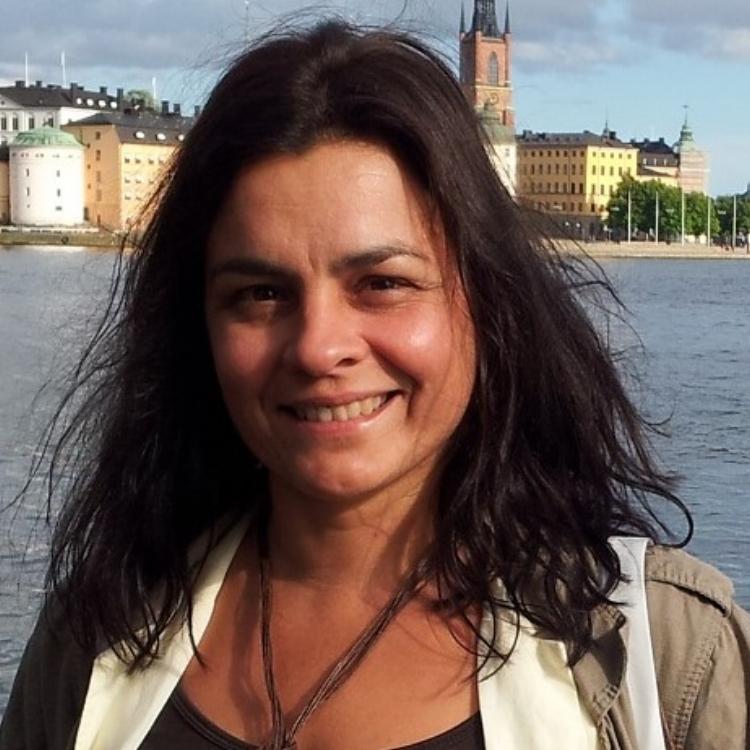 Natasa Sladoje (Serbia) - Leader of WG4 (Correlation Software) -