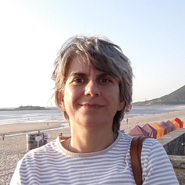 Paula Sampaio (Portugal) - Leader of WG5 (Dissemination, Outreach & Partnerships) & Dissemination Coordinator -