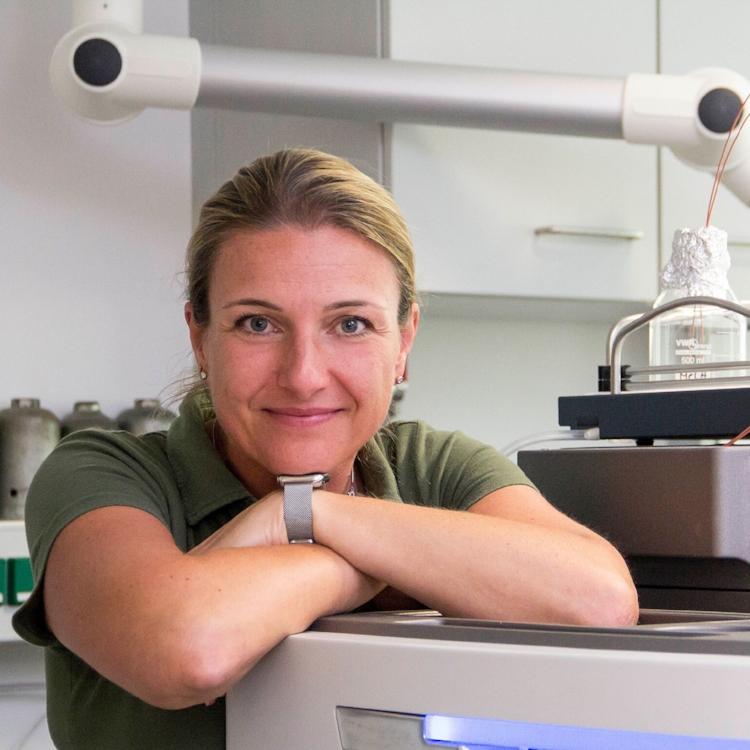Martina Marchetti-Deschmann (Austria) - Science Communication Manager -
