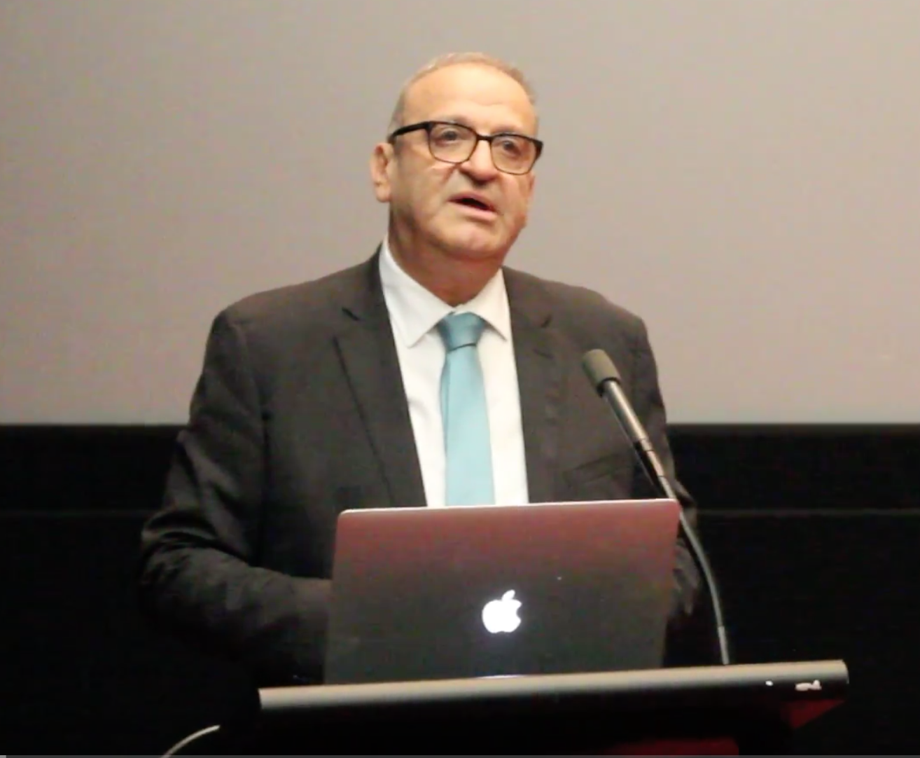 His Excellency Izzat Abdul-Hadi, Palestinian Ambassador to Australia