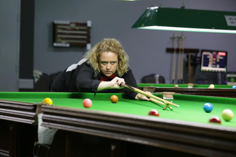 nsw state women's MINOR SNOOKER championships
