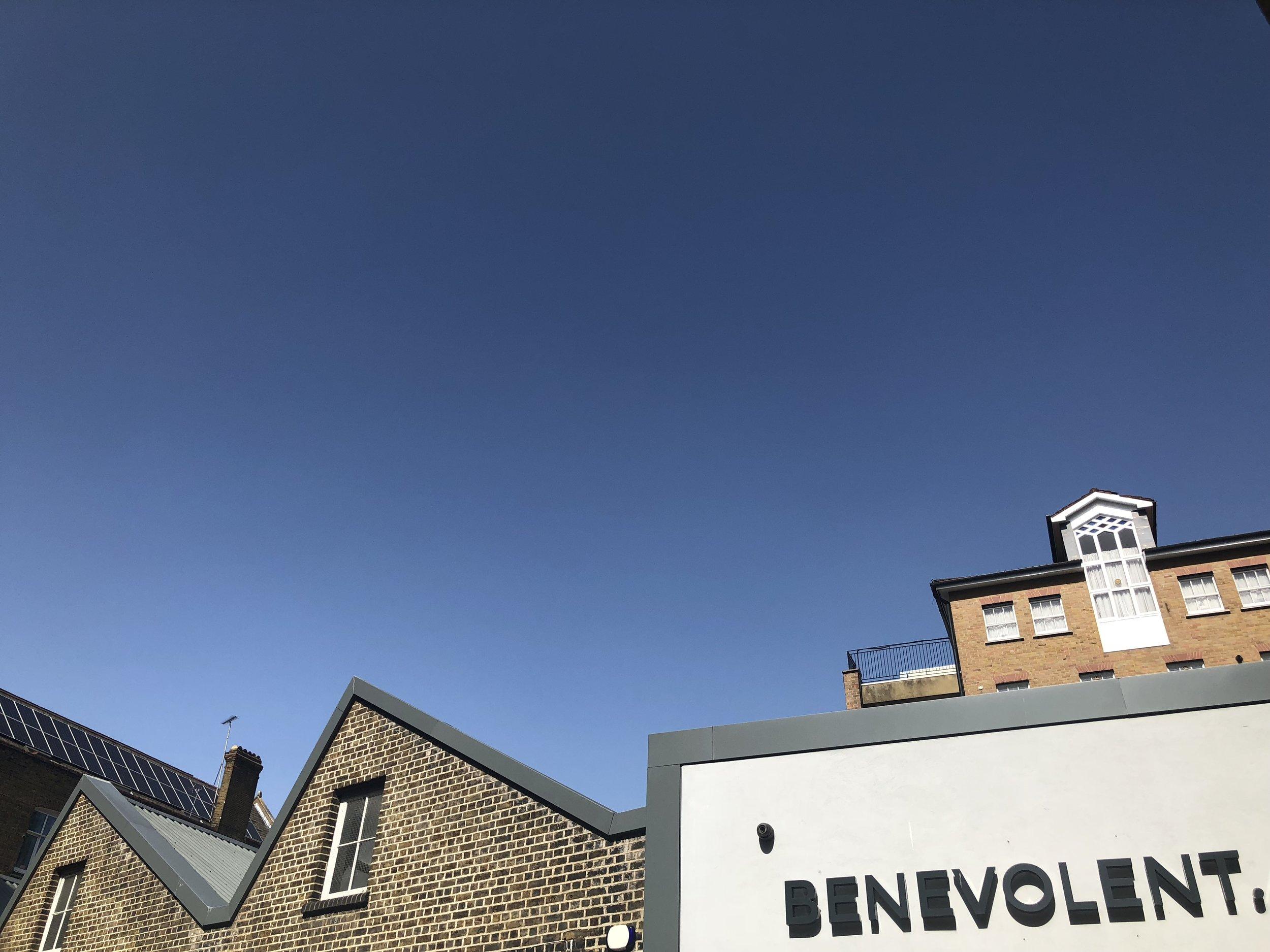 Blue sky thinking Jackie Hunter BenevolentAI