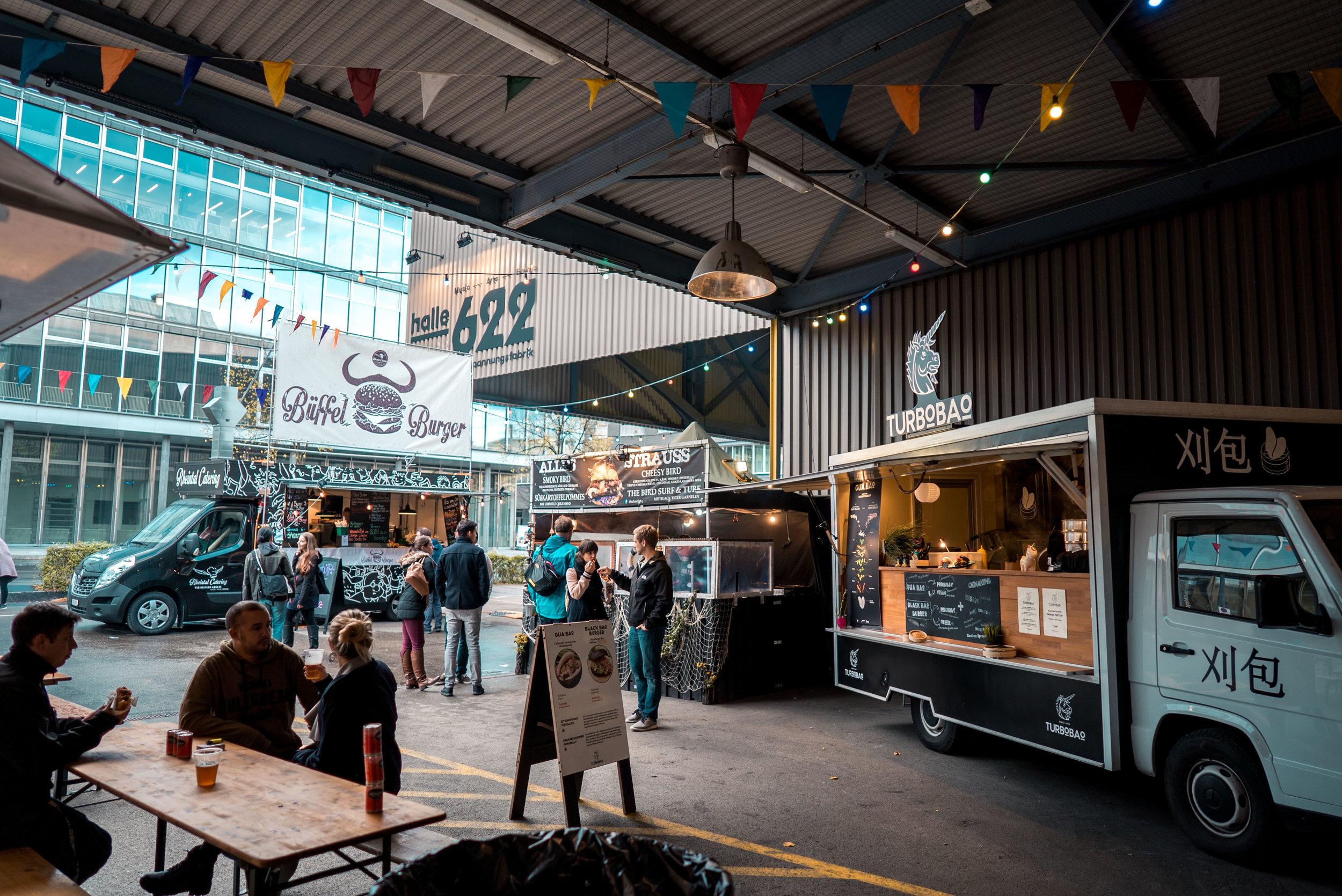 Burger & Beer Festival - Halle 622