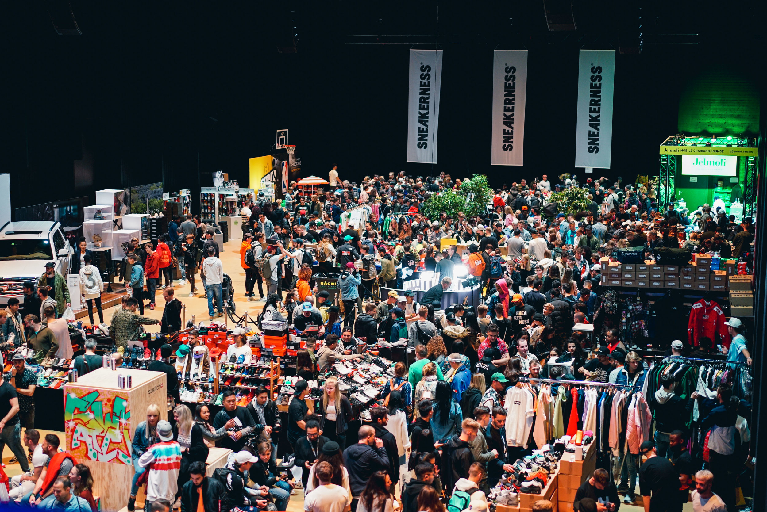 Sneakerness - Halle 622