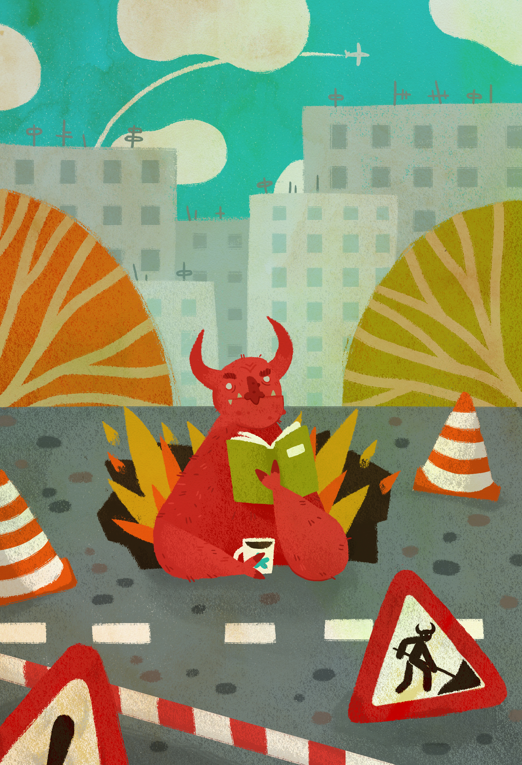 Devil on a Road