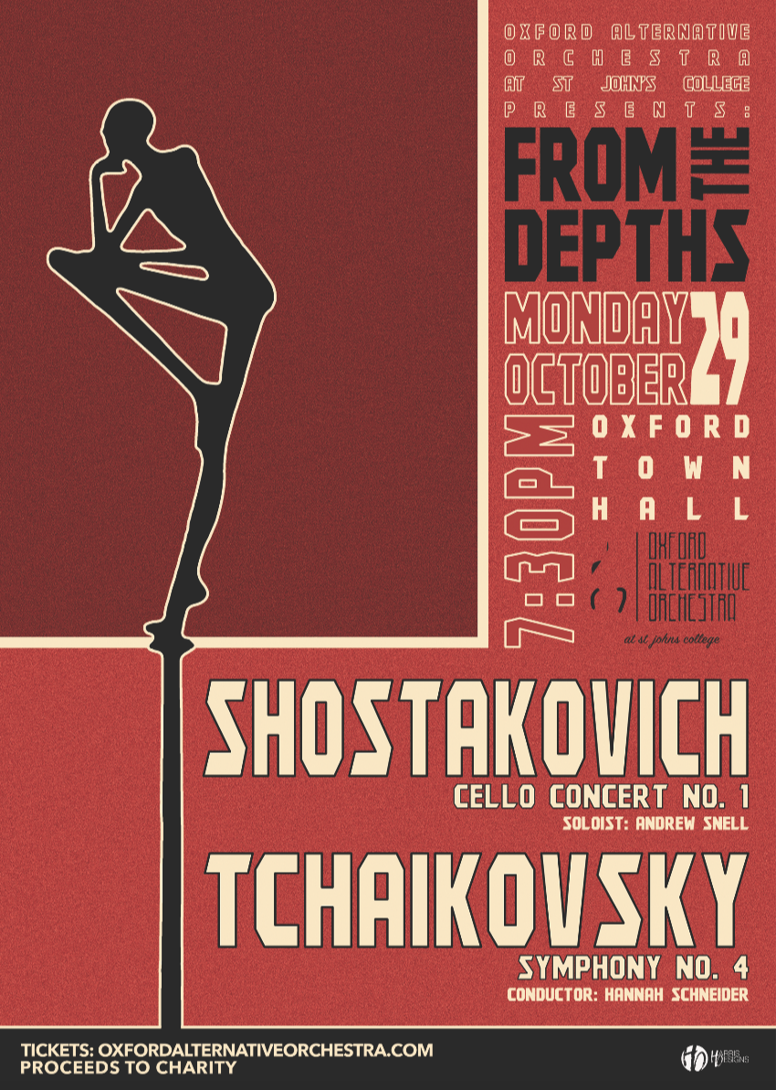 From the Depths: Shostakovich and Tchaikovsky