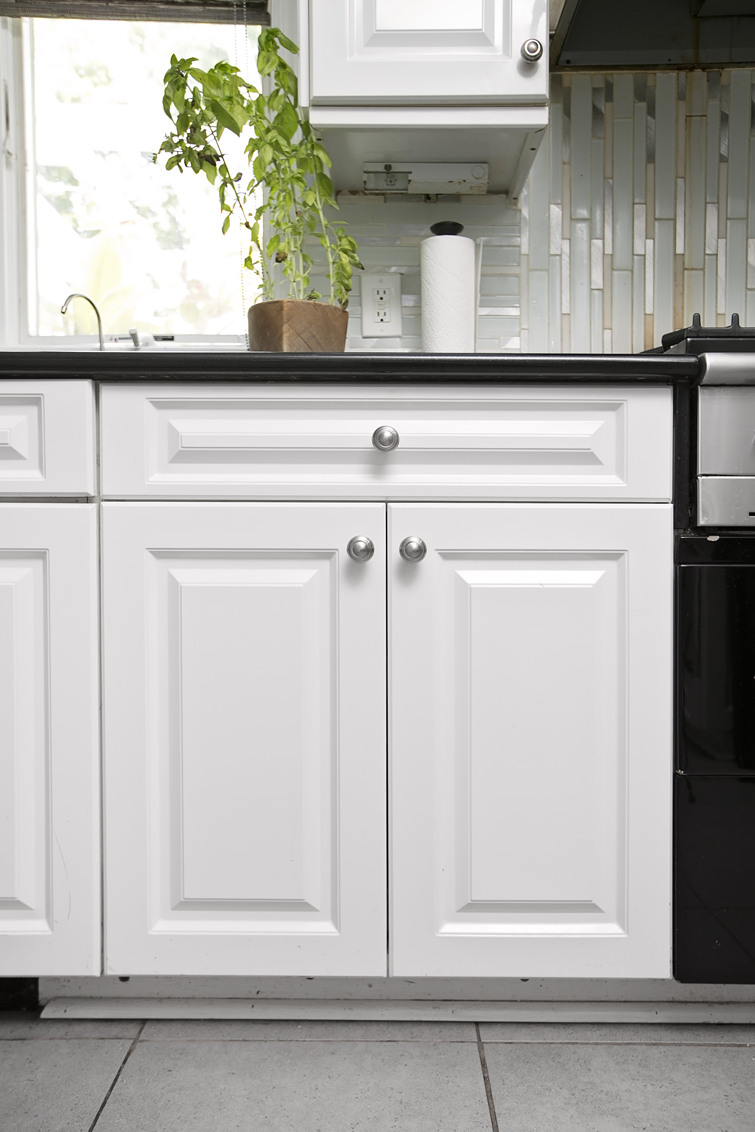 Traditional - Add depth to your space with traditional style fronts.