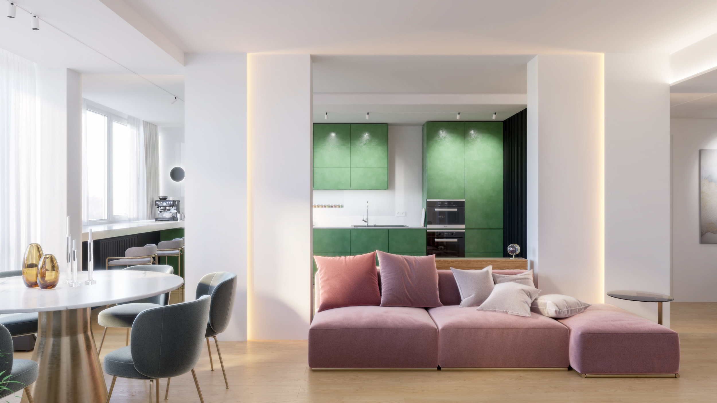 K100 Apartment