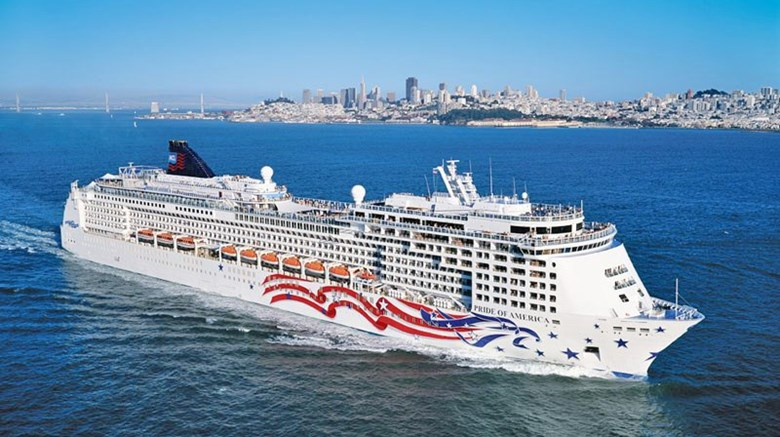 Norwegian Cruise Line's Pride of America // July 22, 2019 - April 25, 2020 - I am thrilled to be returning to Norwegian Creative Studios, this time around as a Singer/Dancer! Hawaii, here I come!