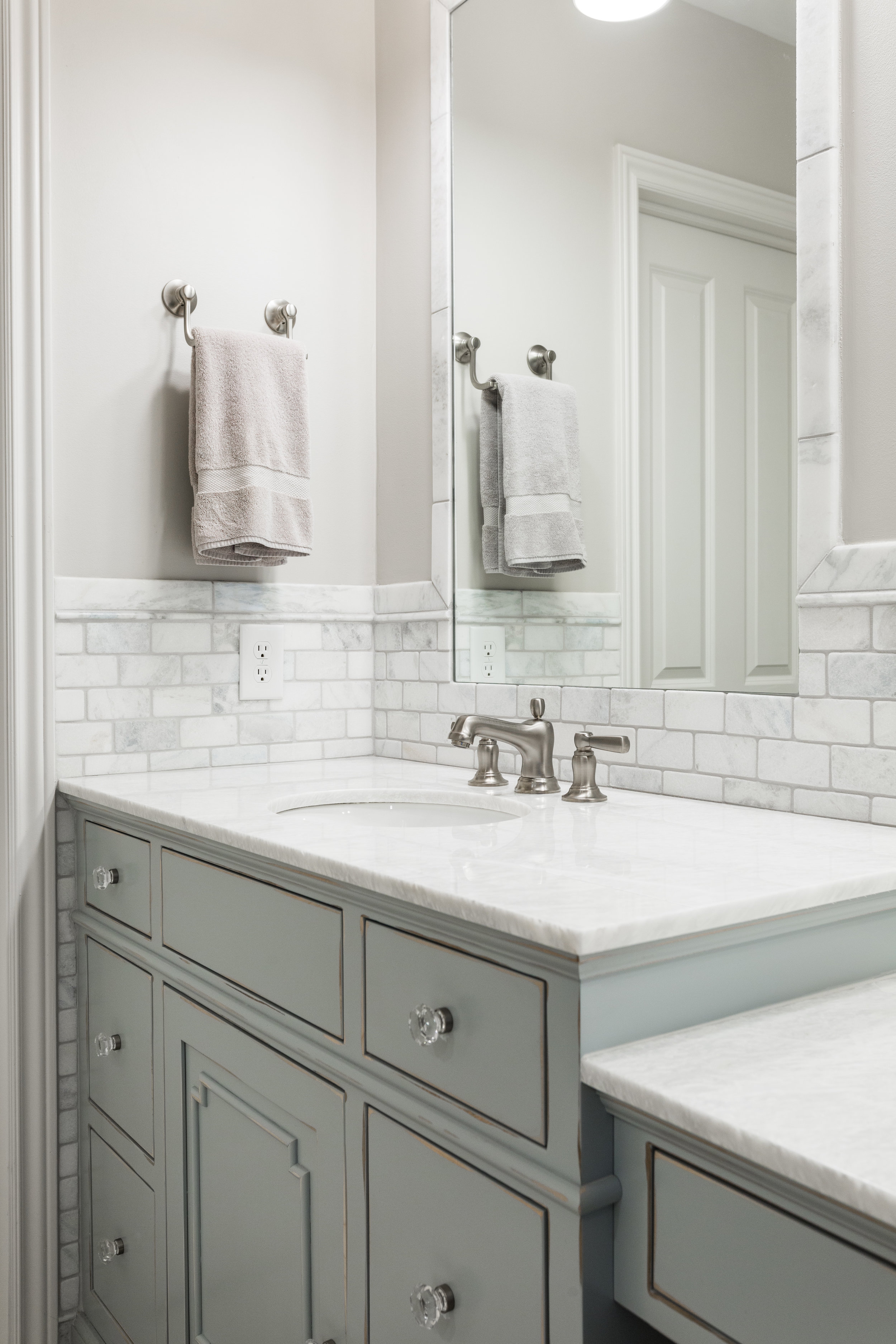 sparklingclassic - Master Bath Remodel