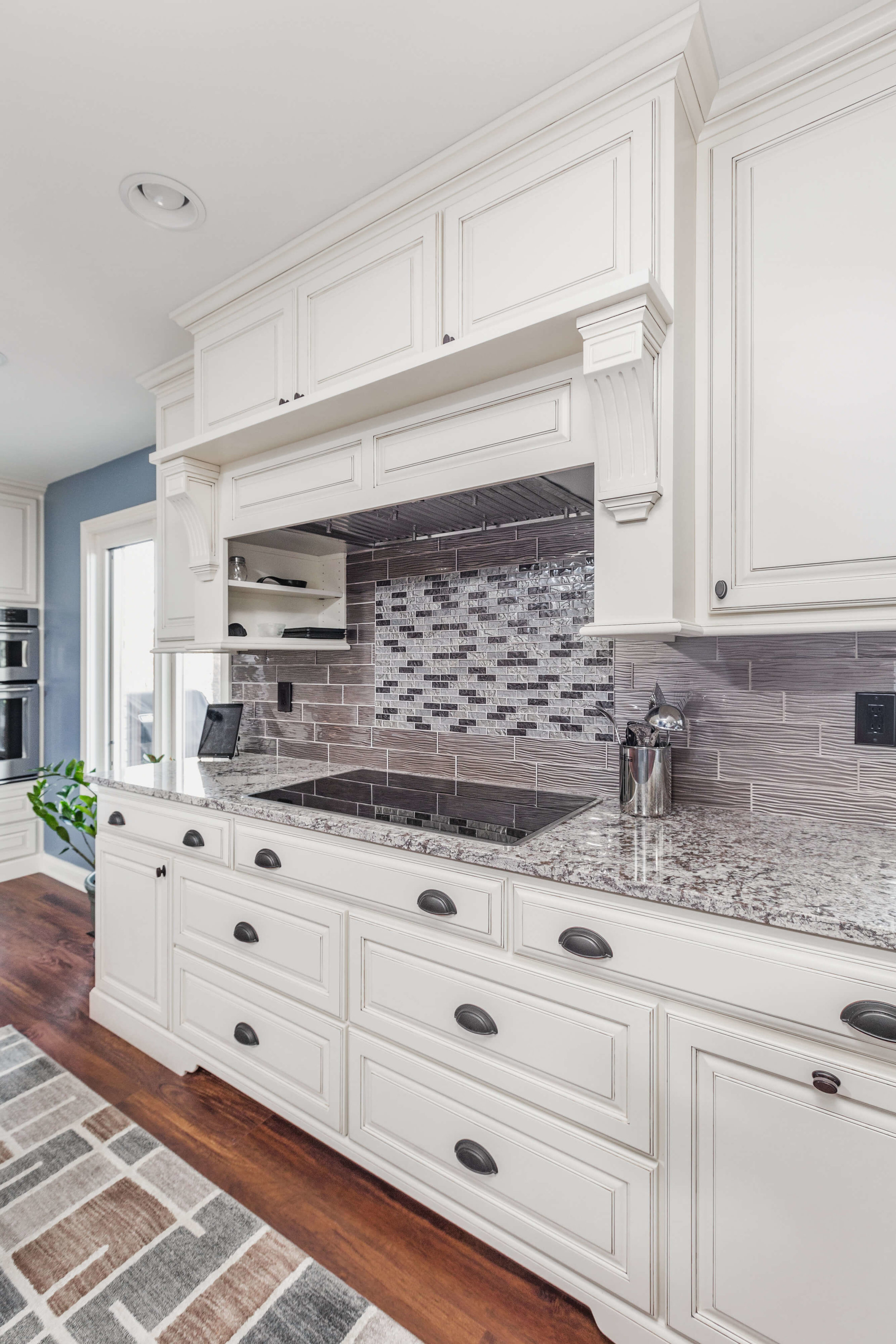 cool andtransitional - Kitchen Remodel