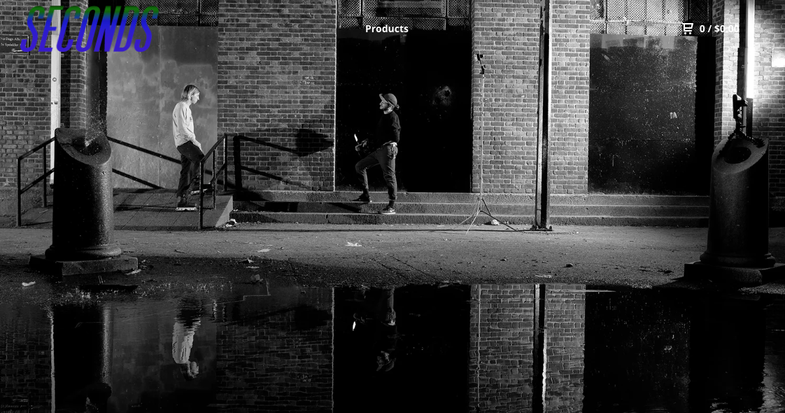 Check out the Alex Broskow X Mike Torres SECONDS VOD here