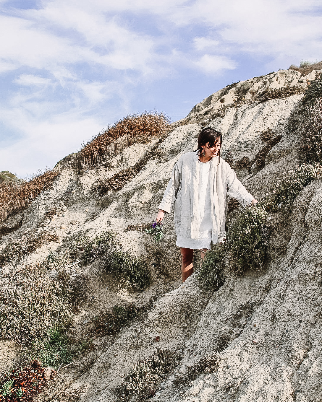 Salt Of The Earth N°1  — Sarah Patter