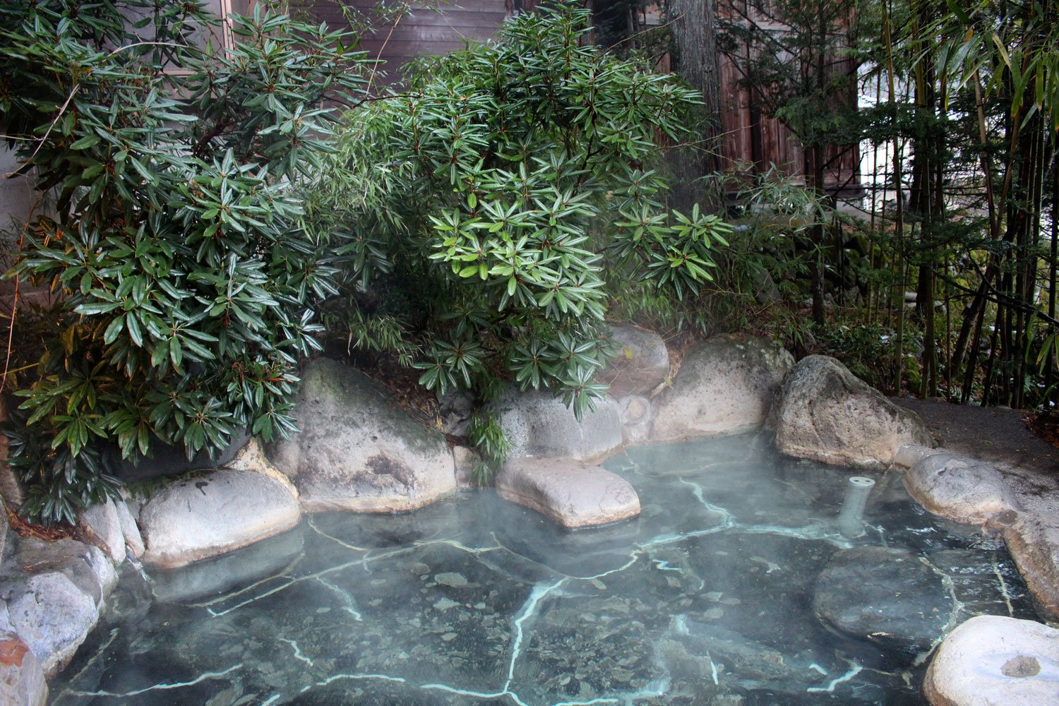 A sidetrip to the mountainous hot spring regions outside of Kyoto is a must.