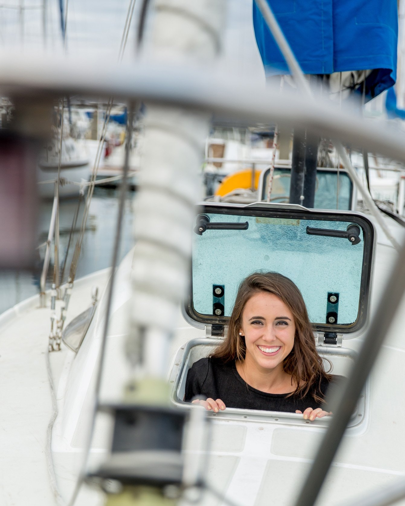 What It's Actually Like To Live On A Sailboat