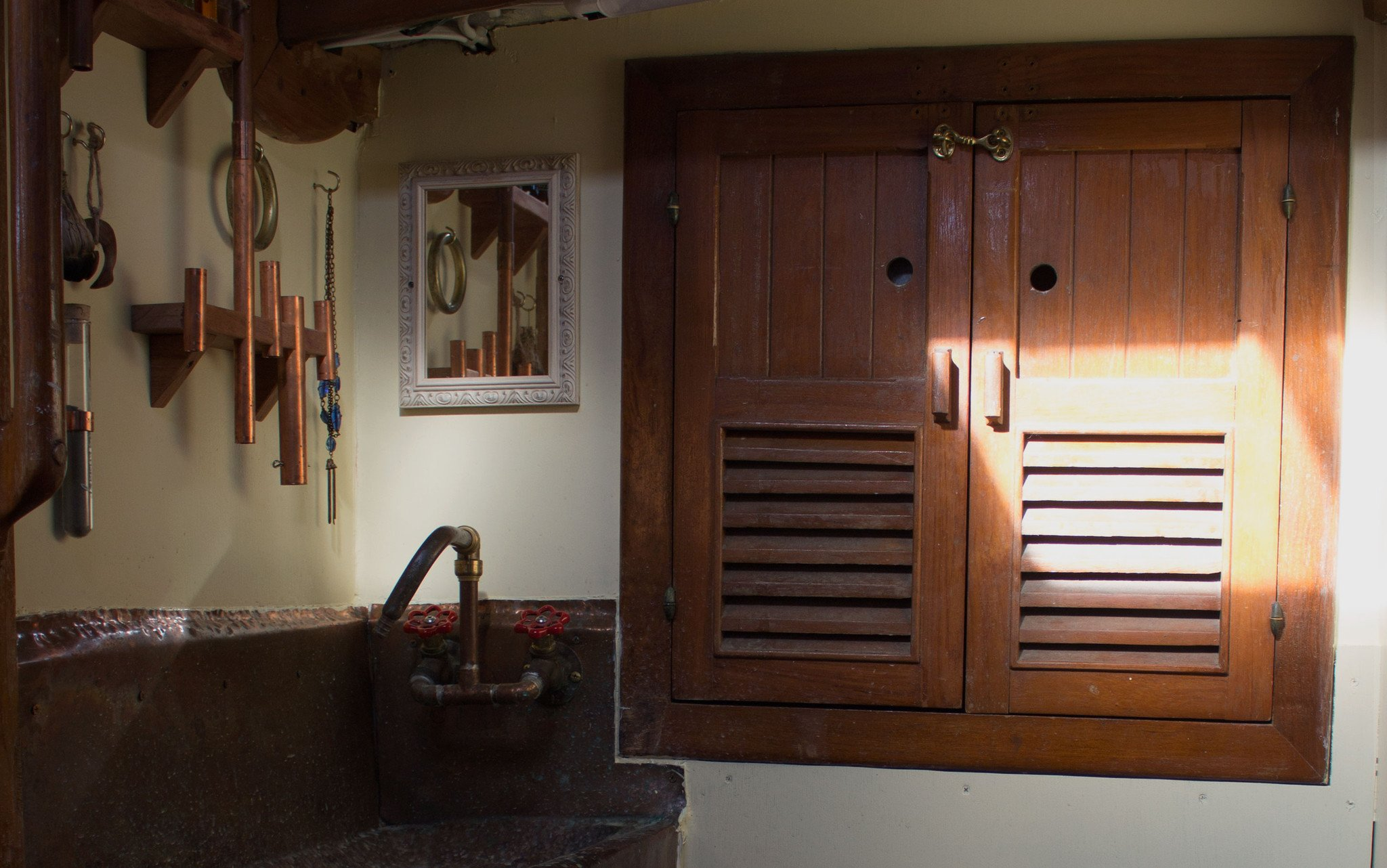 Sailboat Home Tour: Before Remodel
